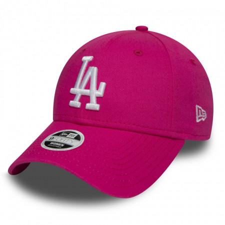 New Era-sapca-ajustabila-baseball-esessential-LA-roz