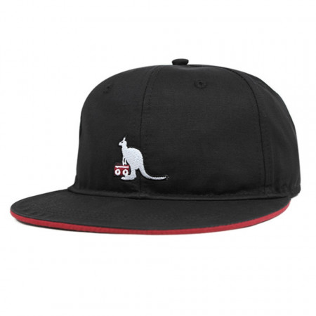 Sapca-Kangol-Mascot-Baseball-Negru-1