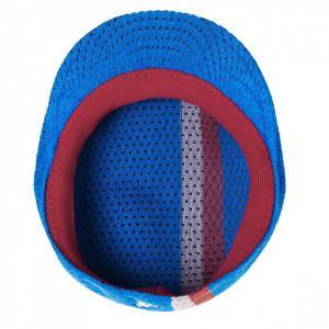 Kangol-basca-albastra-mesh-stripe-504-4