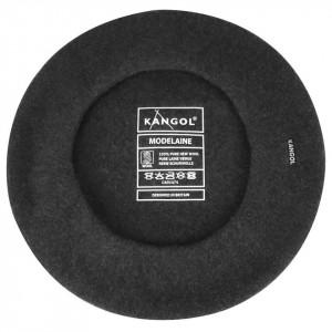 Kangol-bereta-gri-inchis-modelaine-4