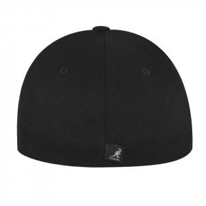Kangol-sapca-neagra-wool-flexfit-baseball-3