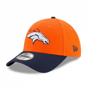 New Era, Sapca ajustabila pentru baseball Broncos, Portocaliu