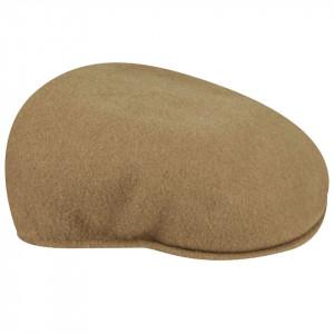 Kangol-Basca-maro-camel-Wool-504-2