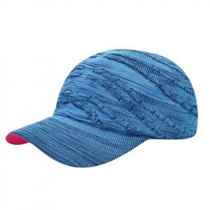 Kangol, Sapca albastra speed knit adjustable