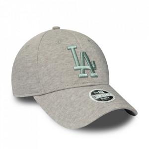 New-Era-sapca-ajustabila-baseball-jersey-LA-Gri-3