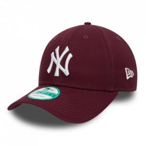 New Era, Sapca ajustabila baseball NY, Rosu bordo