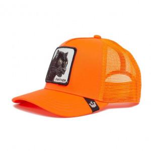 Goorin Brothers, Sapca portocalie trucker panther