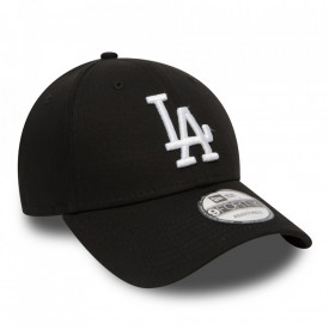 New Era-sapca-ajustabila-baseball-esessential-LA-negru-2