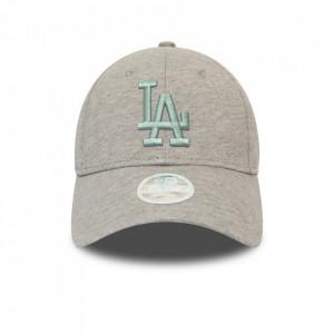 New-Era-sapca-ajustabila-baseball-jersey-LA-Gri-2