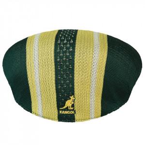 Kangol-basca-verde-vented-stripe-504-3