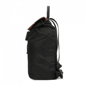Mi-Pac-rucsac-negru-day-pack-nylon-leopard-20L-3