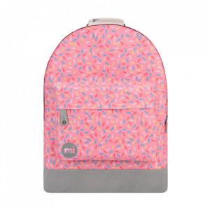 Mi-Pac, Rucsac roz sprinkles, 17L