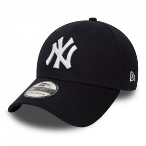 New Era, Sapca ajustabila baseball 39thirty NY, bleumarin