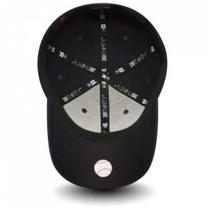 New Era-sapca-ajustabila-baseball-39thirty-NY-negru-3