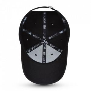 New Era-sapca-ajustabila-baseball-esessential-LA-negru-3