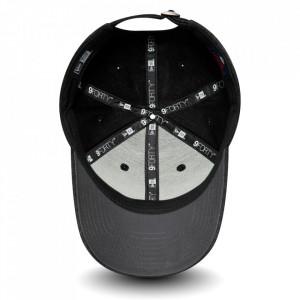 New Era-sapca-ajustabila-baseball-jersey-LA-negru-2