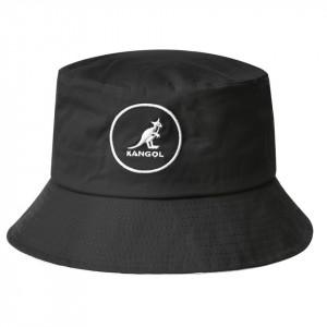 Kangol, Palarie cotton bucket negru