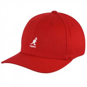 Kangol, Sapca rosie wool flexfit baseball