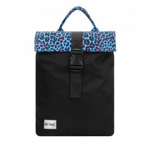 Mi-Pac, Rucsac negru day pack nylon zebra, 20L