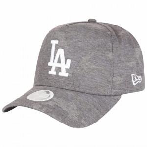 New Era, Sapca ajustabila baseball jersey LA, gri