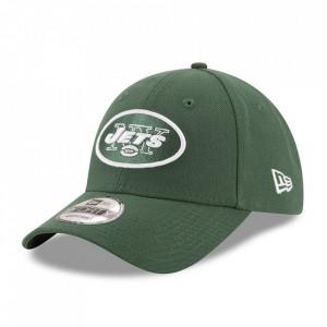New Era, Sapca ajustabila pentru baseball Jets, Verde