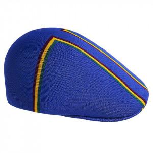 Kangol-basca-albastra-angle-stripe-507-2