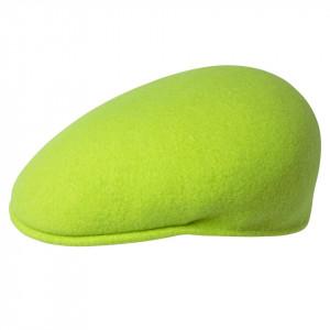 Kangol, Basca verde neon Wool 504