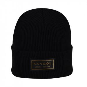 Kangol, Caciula neagra gold beanie