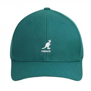 Kangol-sapca-verde-wool-flexfit-baseball-2