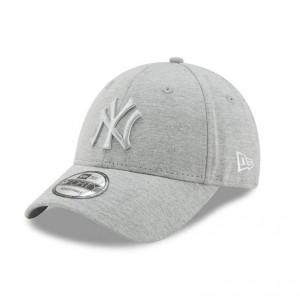 New Era, Sapca ajustabila baseball Jersey NY, Gri