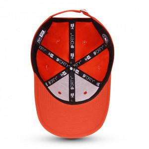 New-Era-sapca-ajustabila-baseball-NY-portocaliu-3
