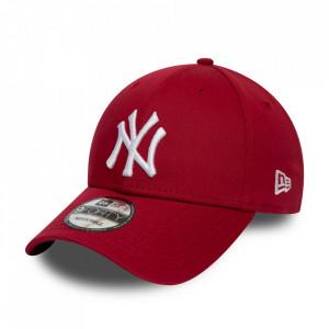 New Era, Sapca ajustabila baseball NY, Rosu inchis