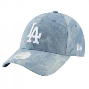 New Era, Sapca ajustabila baseball tie dye LA, albastru