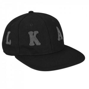Sapca-Kangol-Alphabet-Links-Baseball-Negru-2