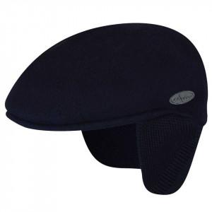 Basca-Kangol-Wool-504-Earlap-Bleumarin-1