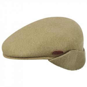 Basca-Kangol-Wool-504-Earlap-Taupe-4