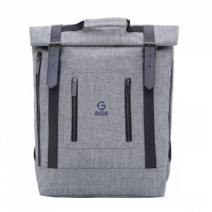 G-Ride, Rucsac Premium Balthazar Essential Gri, 12L