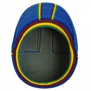 Kangol-basca-albastra-angle-stripe-507-3