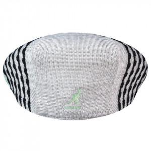 Kangol-basca-gri-blip-stripe-504-3