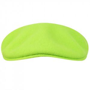 Kangol-Basca-verde-neon-Wool-504-B