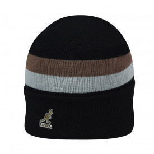 Kangol-caciula-neagra-dual-stripe-3