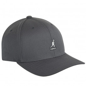 Kangol-sapca-gri-wool-flexfit-baseball-3