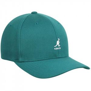 Kangol-sapca-verde-wool-flexfit-baseball-3