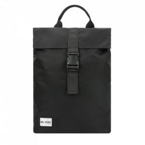 Mi-Pac, Rucsac negru day pack nylon, 20L