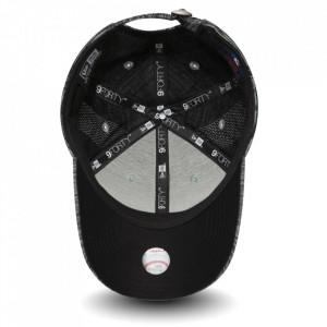 New Era-sapca-ajustabila-baseball-engineered-LA-negru-3