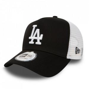 New Era, Sapca cu capsa pe partea din spate Los Angeles Dodgers, Negru