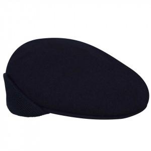 Basca-Kangol-Wool-504-Earlap-Bleumarin-2