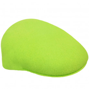 Kangol-Basca-verde-neon-Wool-504-C