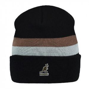 Kangol, Caciula neagra dual stripe