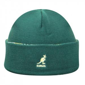 Kangol-caciula-verde-pixel-reversible-2